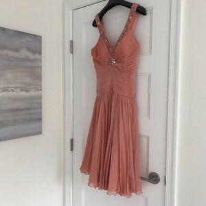 La Femme shell dress! Gorgeous dress for events!